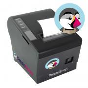 Imprimante ticket commande prestashop 58mm