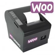 Imprimante ticket commande woocommerce 58mm